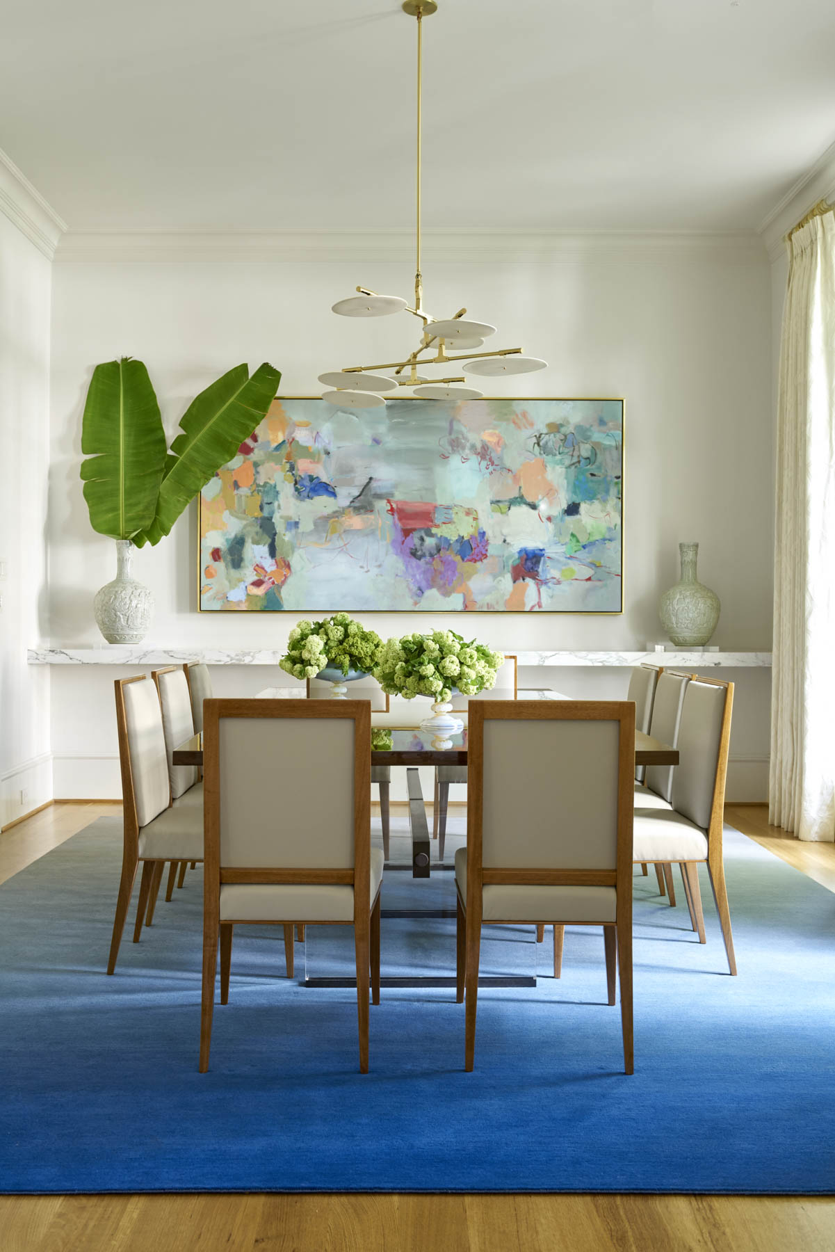 Collins Interiors formal dining rooms Collins