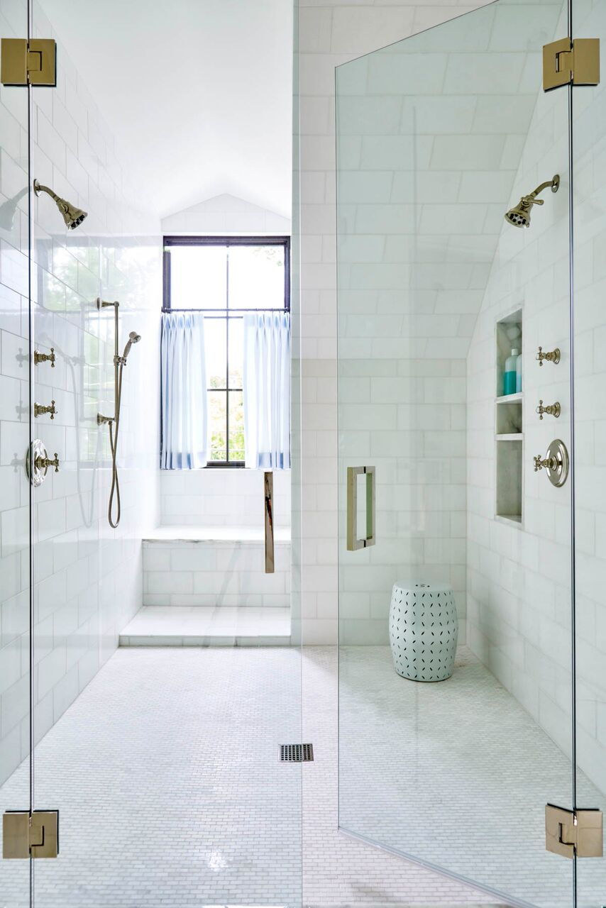 Powder Amp Bathrooms Collins Interiors